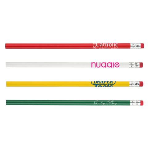 promotional pencils unsharpened, unsharpened printed pencils, unsharpened logo pencils