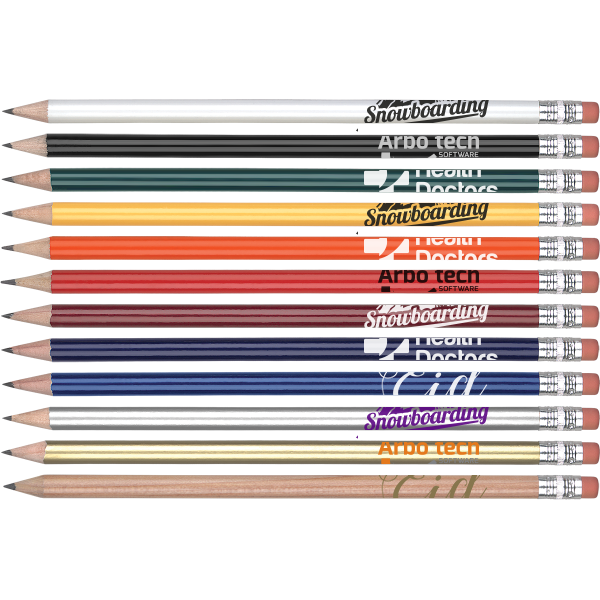 Value Pencils With Eraser