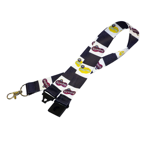 7 Day Photo Lanyards 15mm