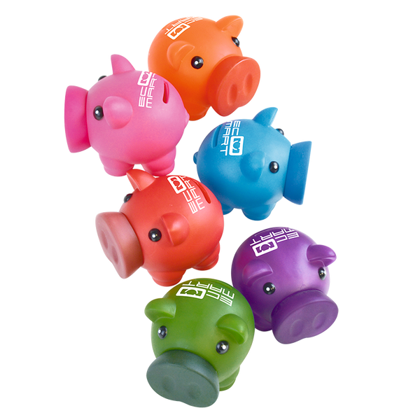 Rubber Nose Piggy Banks