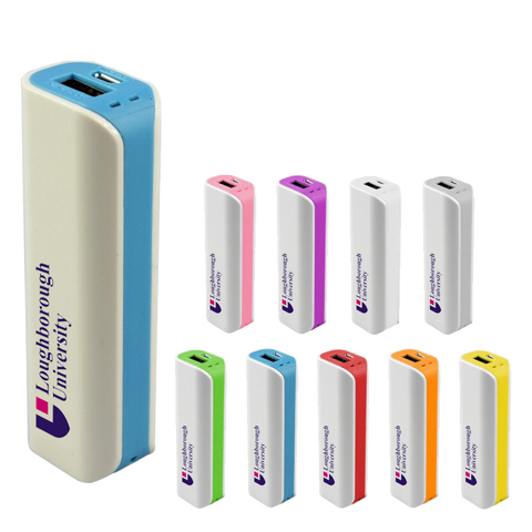 Powerbanks - Pod Power Banks  - PG Promotional Items