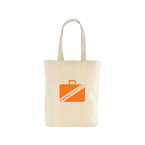 - 10oz Premium Shopper - Unprinted sample  - PG Promotional Items