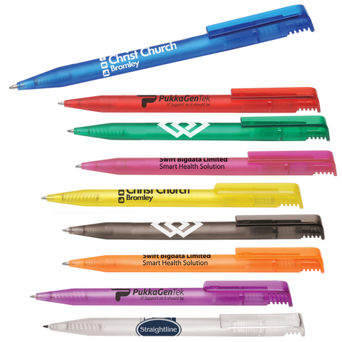 - Push Me Pens - 3 Day Express - Unprinted sample  - PG Promotional Items