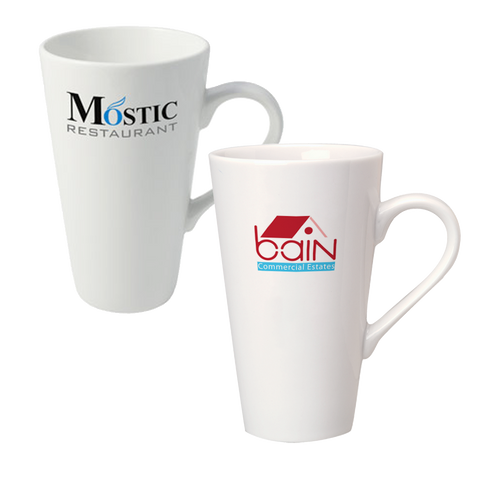 Ceramic Mugs - Sip Latte Mugs  - PG Promotional Items