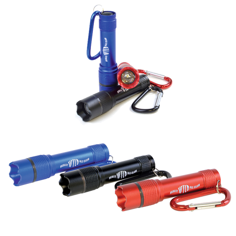Keyring Torches - Slide Torches  - PG Promotional Items