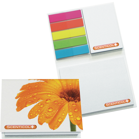 Notepads & Paper - Sticky Combi Set  - PG Promotional Items