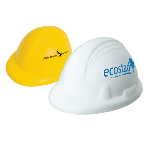 Stress Items - Stress Hard Hats  - PG Promotional Items