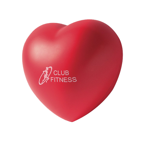 Stress Items - Stress Hearts  - PG Promotional Items