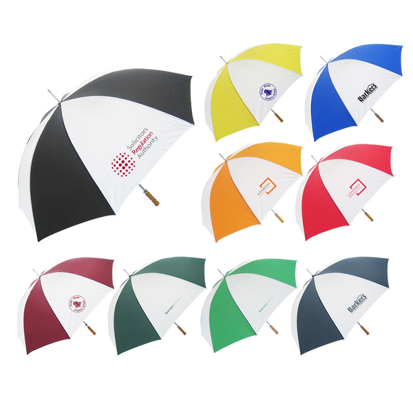Striped Value Umbrella
