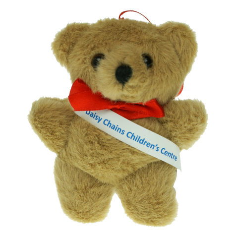 Bears - Tiny Ted With Sash  - PG Promotional Items