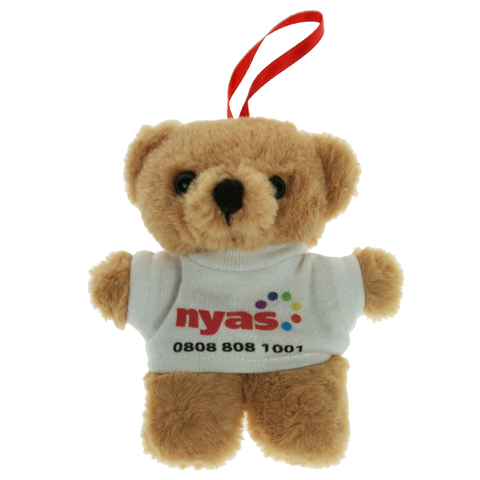 Bears - Tiny Ted With T-Shirt  - PG Promotional Items