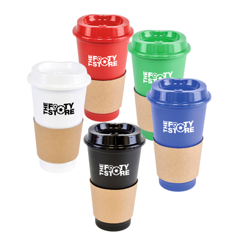 promotional to go cups, printed to go cups, promotional americano mugs, printed americano mugs