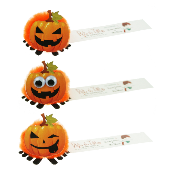 Ultimate Pumpkin Head Bugs - Unprinted sample