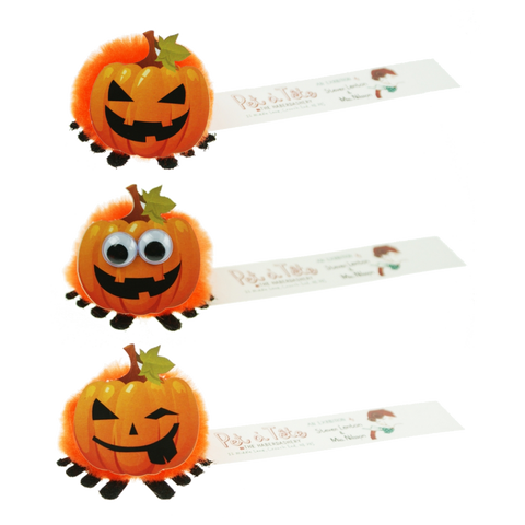 - Ultimate Pumpkin Head Bugs - Unprinted sample  - PG Promotional Items