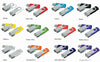 USBs - Twisty USBs 2GB  - PG Promotional Items