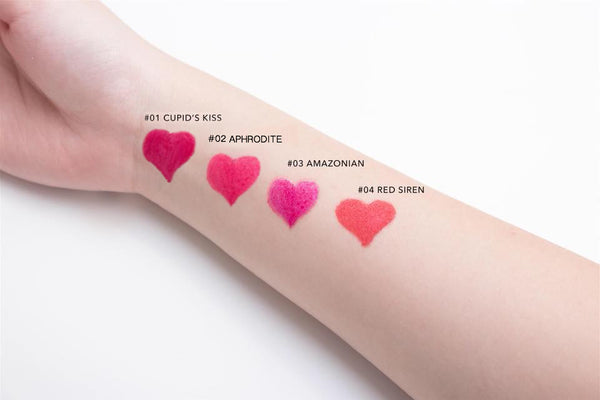 WATER TINT - ULTRA LONG-WEAR LIP TINT ( #1 CUPID'S KISS )