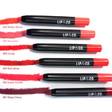 MAKE IT MATTER SOFT MATTE LIP CRAYON ( #01 DEEP CHERRY )