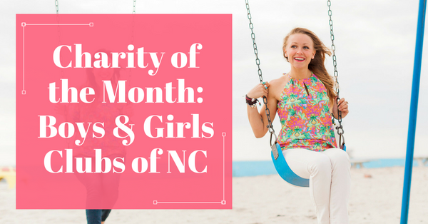 Shop For A Cause - Boys & Girls Clubs of NC