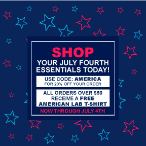 Shop Our July Fourth Essentials