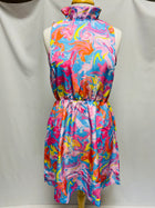 Macon Dress-Summer Splash