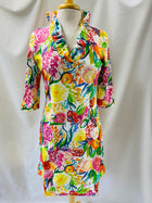 Parker Dress in Summer Floral