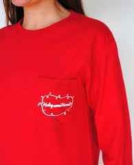 Flotilla T-Shirt in Red
