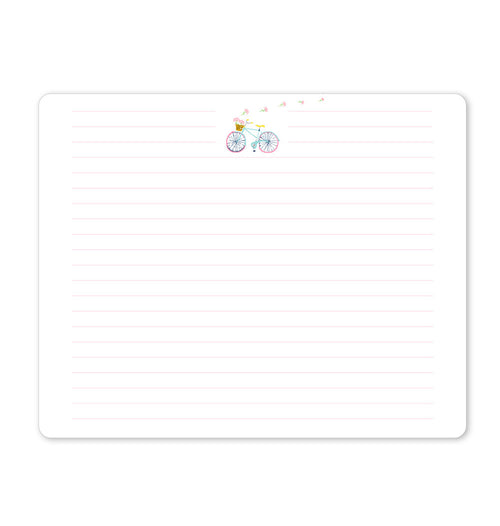 Memo Mousepad, Bicycle