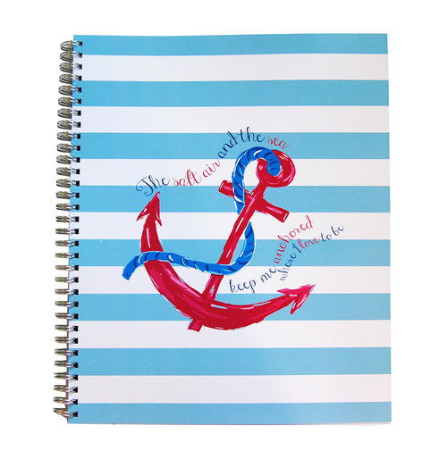 Notebook, Anchor
