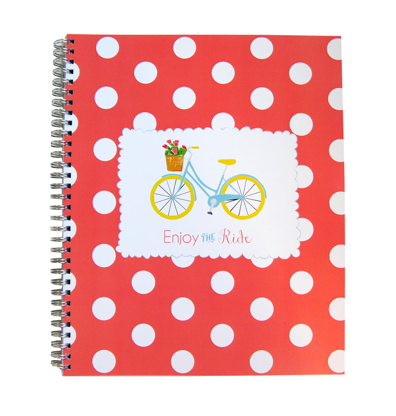 Notebook, Enjoy The Ride