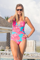 One-Piece Halter Suit (More Colors Available)