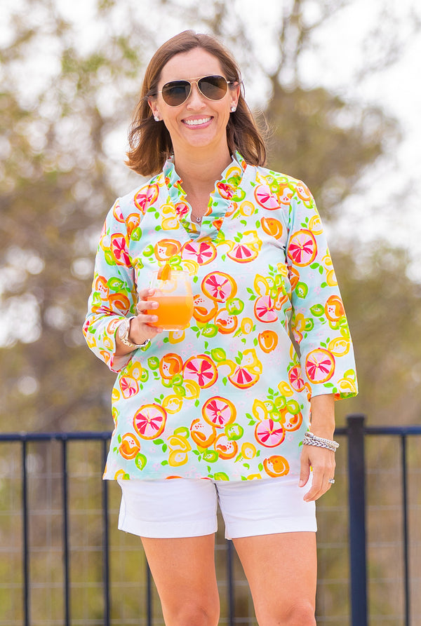 Parker Tunic in Citrus