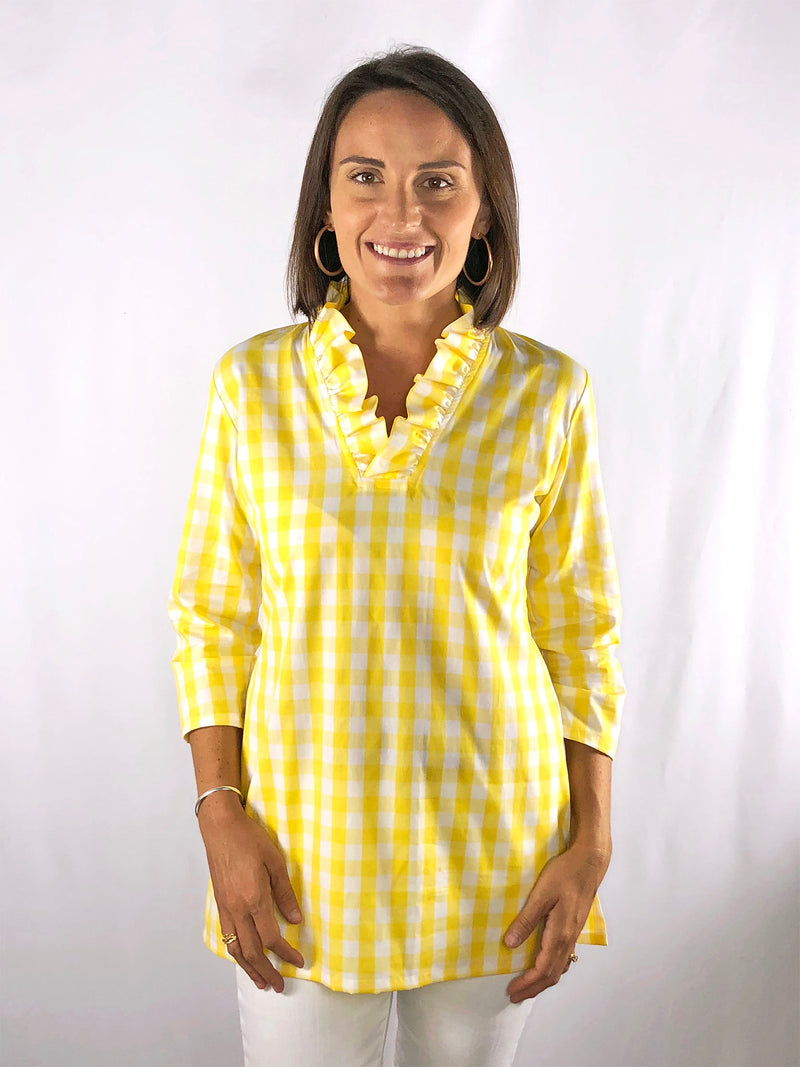 Parker Tunic in Checkers (more colors)