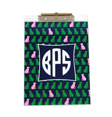 Acrylic Clipboard - Preppy Set