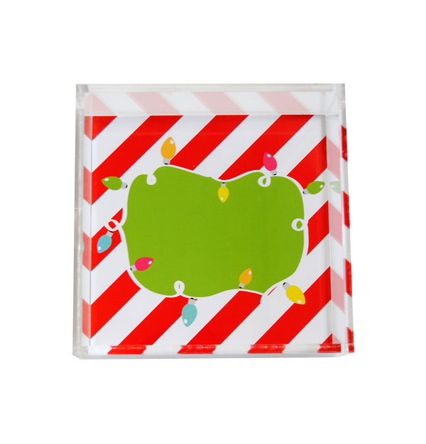 Acrylic Small Tray - Seasonal Set