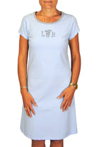 Game Day Tee Dress in Solid (see more colors)