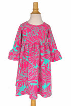 Girls' Emily Dress in Mums