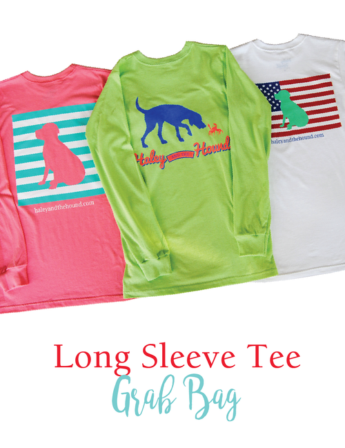Long Sleeve Tee Grab Bag
