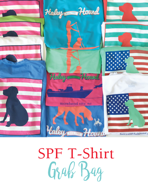 SPF T-Shirt Grab Bag
