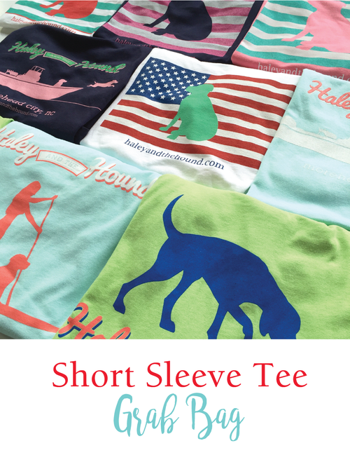 Short Sleeve Tee Grab Bag