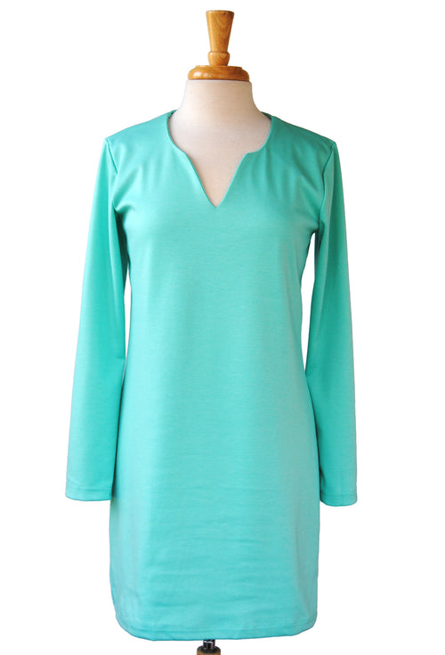 Julia Dress in Mint