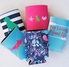 Assorted Koozie Set