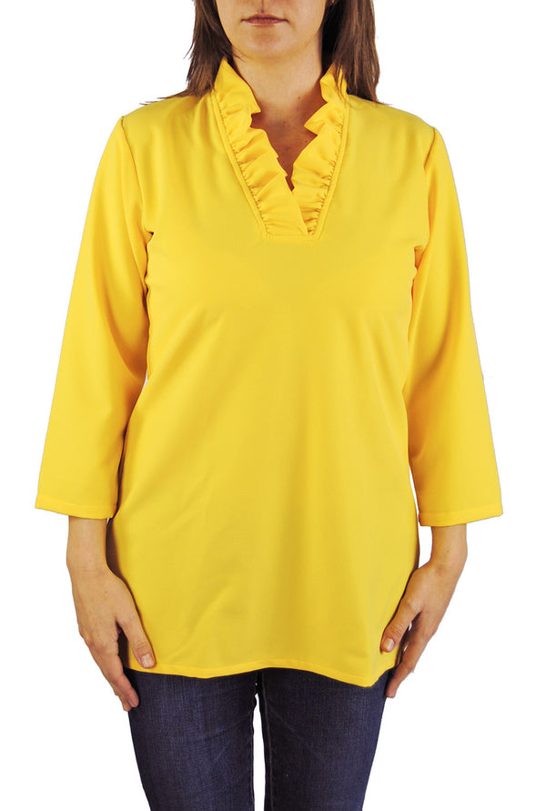 Parker Tunic in Sunshine