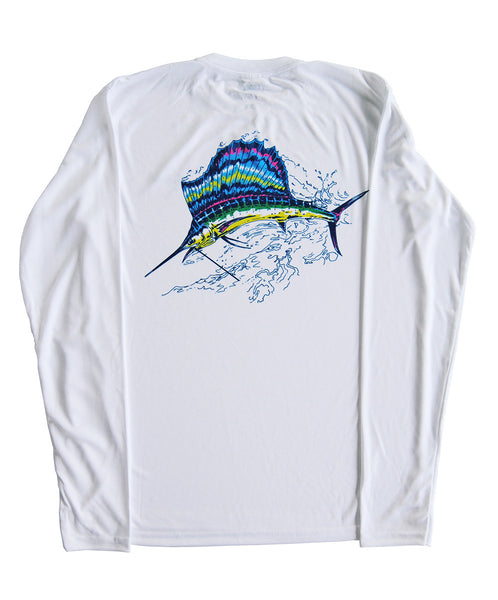 SPF T-shirt in Sailfish