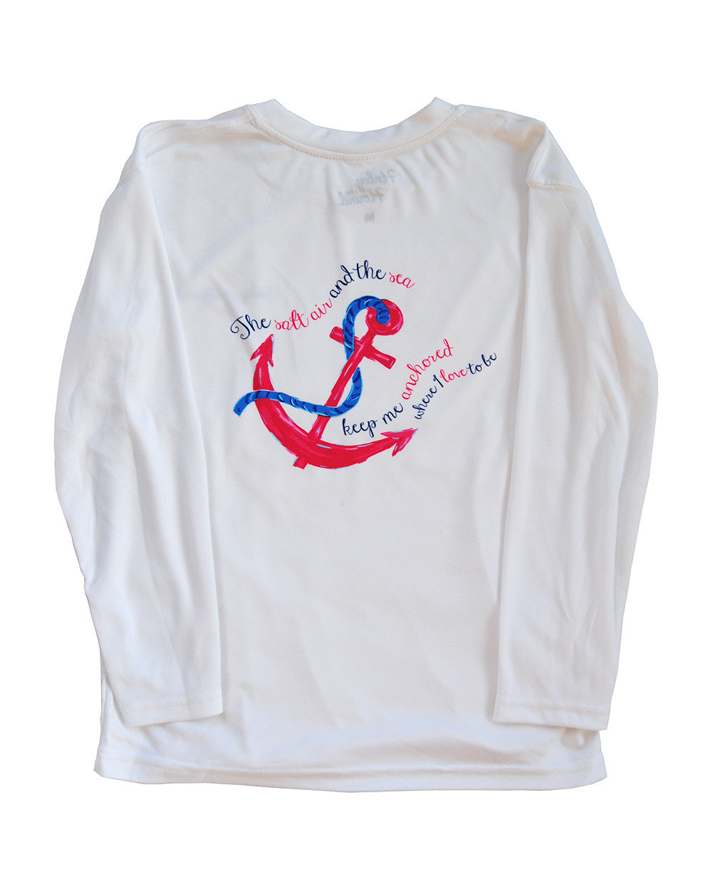 Youth SPF T-Shirt in Anchor