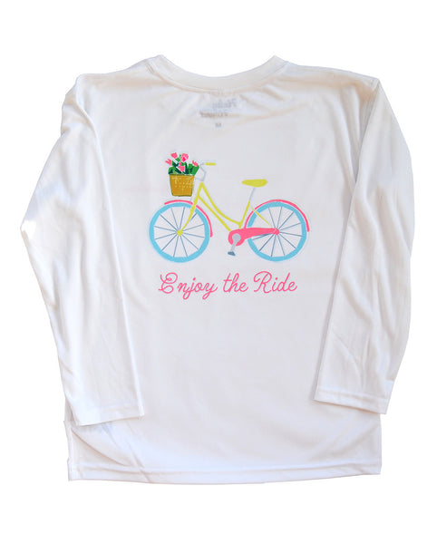 Youth SPF T-Shirt - Enjoy the Ride