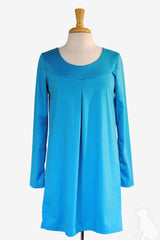 Torey Tunic Dress in Carib