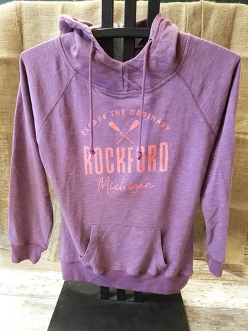 Women's Rockford Escape Scuba Hooded Sweatshirt