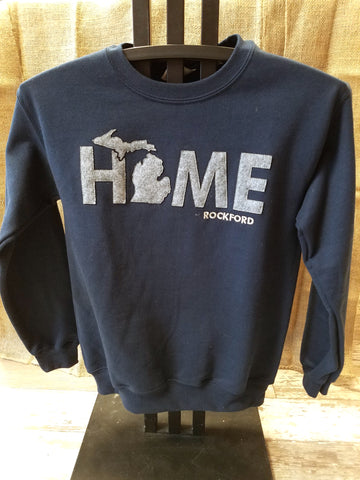 Home Rockford Crewneck Sweatshirt