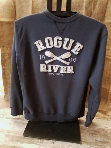 Rogue River Paddle Unisex Crewneck Sweatshirt