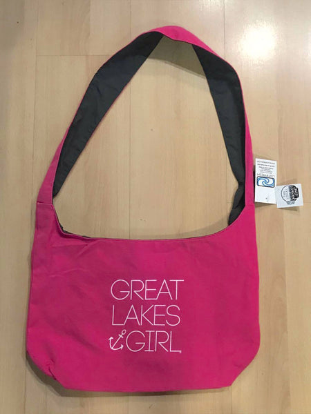 Great Lakes Girl Reversible Sling Bag
